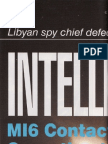 Intelligence wars