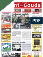 De Krant van Gouda, 16 Juni 2011