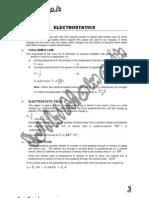 WMClass 12 Ch 1 Electrostatics