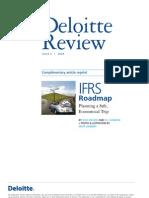 US Deloittereview IFRS Jul09