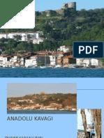 """TRM 413.01 TOURISM DESTINATION DEVELOPMENT PROJECT """"ANADOLU KAVAGI"""""""