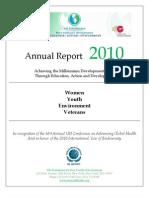FPCD 2010 Annual Report