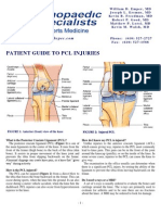 PCL Injuries