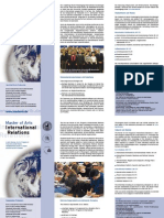 Flyer MAIB Deutsch-Englisch