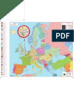 Eurodesk Map