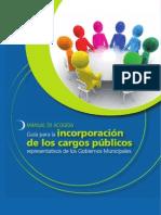 Guia Incorporacion Cargos p Blicos