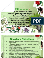 Oncology Lecture
