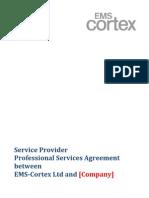 Company Cortex Services v0
