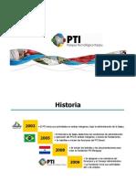 Parques tecnologico itaipu