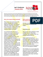 MAPrc ASD Research Update Jan 2011
