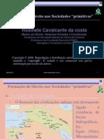 CARACTERISTICAS HISTÓRICAS DO DIREITO