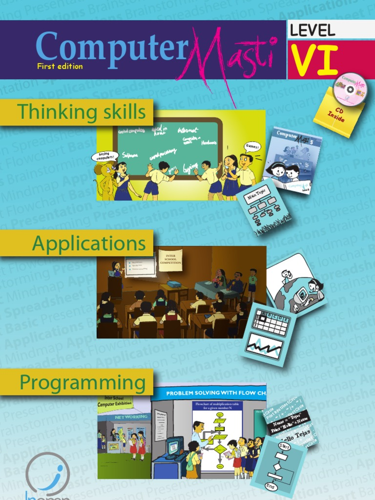 Computer Masti Level 6 | License | Brainstorming