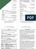 Cedar Bulletin Page - 06-19-11