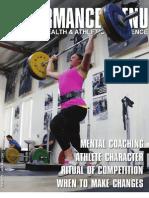 Performance Menu Issue January 2011