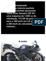 Era Uma Yamaha YZF R1