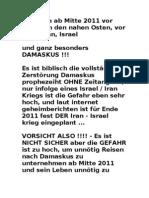 Usa CIA Obama Iran Jemen Saudi Arabien Syrien Damaskus Bibel Jesus Gott Christus Glaube Krieg