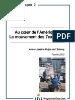 Au coeur de l'Amérique ? Le mouvement des Tea Parties