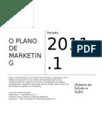 PLANO de MKT Resumo Simplificado_Marketing I 2011.1_txt