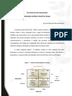 Os Caminhos do Crescimento - Aplicação da Matriz Ansoff ao Varejo