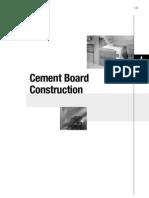 Cement Board [PDF Library]