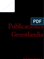 CATÁLOGO GROENLANDIA 2008-2011