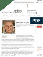 ÉTICA - O exercício da ética - Eugenio_Mussak_Etica_-_Revista_Vida_Simples