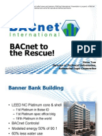 AHR Expo - BACnet to the Rescue