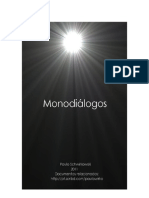 Monodiálogos- Paulo Schwirkowski