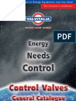 Control+Valves General+Catalogue Valvitalia