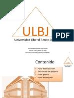 Universidad Liberal Benito Juárez (Proyecto)