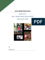 residual welfare