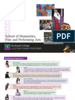 Richland College 2008 Humanities Viewbook