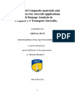 Composite Structures-A project report