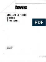 Bolens Lawn Tractor Repair | Switch | Ignition System on