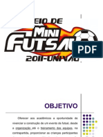 Regras Do Mini Futsal