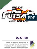 Regras Do Mini Futsal