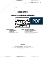 2000 NASS Injury Coding Manual (From Docket)