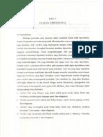 Bab5 Analisa Dimensional