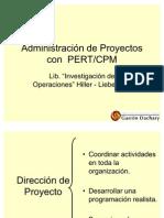 Administración de Proyectos con  PERT
