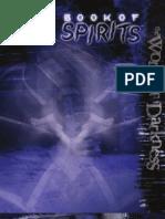 World of Darkness - Book of Spirits