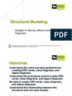ICT117 Week08 Structural Modelling