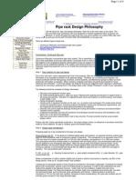 Piperack Design Philosofy