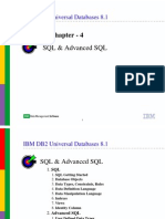 04SQL and Advanced SQL