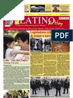 El Latino de Hoy Weekly Newspaper   6-15-2011