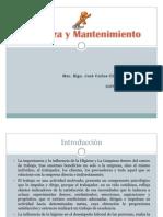 Plan Operativo Limpieza - Inversiones Fortunia S.A.