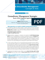 Gwm Briefing Groundwater Estrateg Manangement