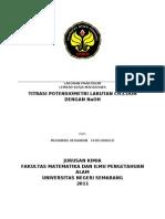 LKM 6 potensiometri