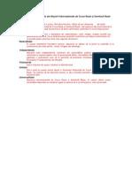 Principiile Fundamentale ale Mişcării Internaţionale de Cruce Roşie şi Semilună Roşie