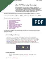 Bullzip Pdf Printer Portable