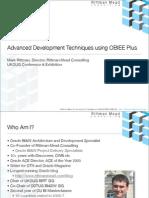 Advanced Development Techniques Using OBIEE Plus